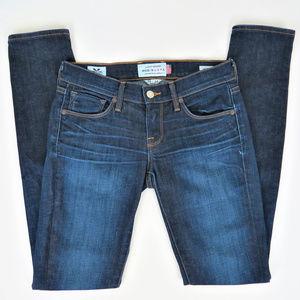 Lucky Brand Cone Denim Charlie Skinny Ankle Jeans